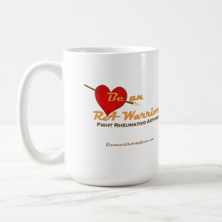Be an RA Warrior mug