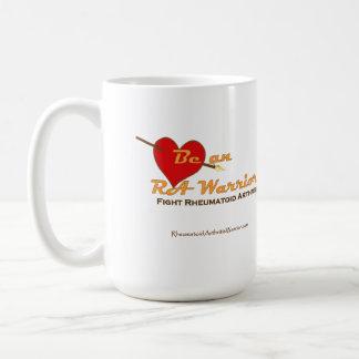 Be an RA Warrior mug