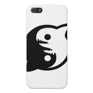 Be at Peace with the Sharks Cover For iPhone SE/5/5s