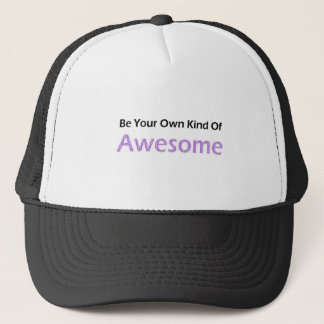 be awesome shirt trucker hat