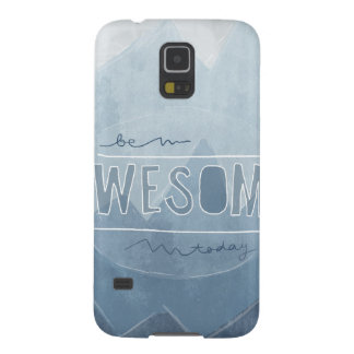 Be awesome Today Samsung Galaxy Nexus Cover