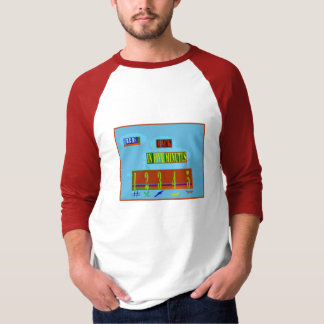 Be Back IN 5 Minutes T-Shirt