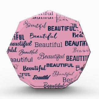 Be Beautiful Award