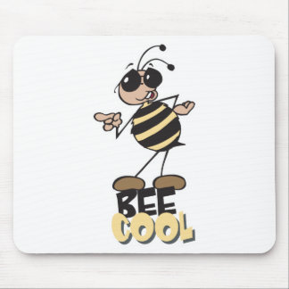 be bee cool mouse pad