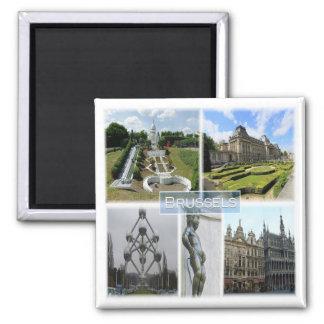 BE * Belgium - Brussels Magnet