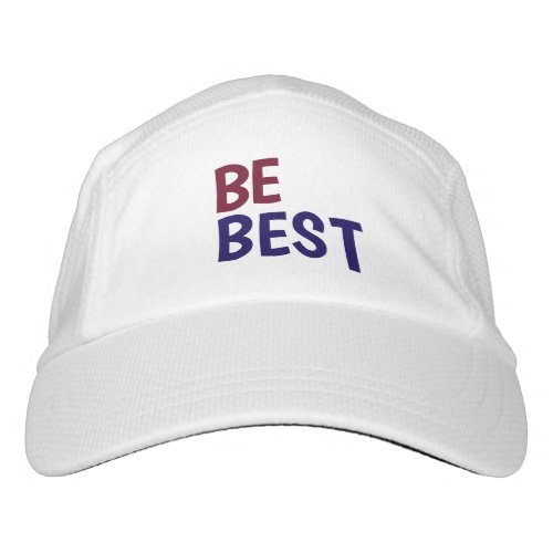 BE BEST HAT