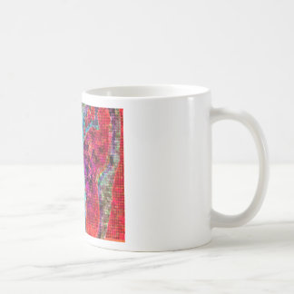 Be BLESSED and Leave a FOOT PRINT Coffee Mug