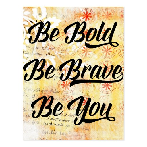 how to be brave how can i love