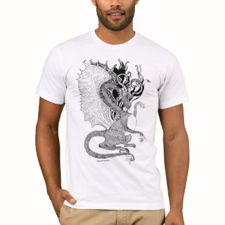 BE BOLD! DRAGON T-Shirt