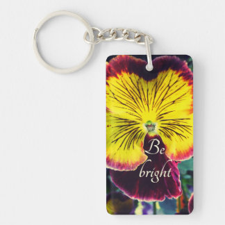 Be Bright Keychain