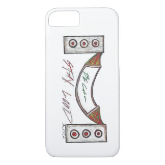 Be Calm Stay Loud i phone case