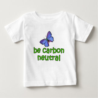 Be Carbon Neutral Baby T-Shirt