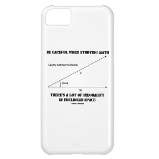 Be Careful When Studying Math Inequality Euclidean Cover For iPhone 5C