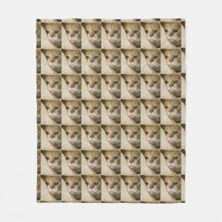 Be Catty Fleece Blanket