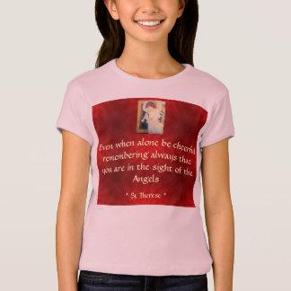 be cheerful kids shirt