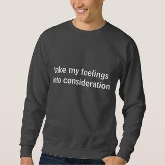 Be considerate sweatshirt