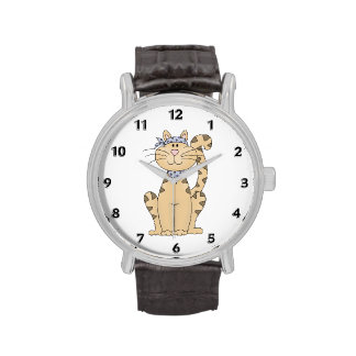 Be Cool Cat Wristwatches