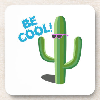 Be Cool Drink Coasters