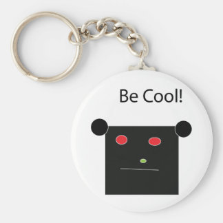 Be Cool Keychain