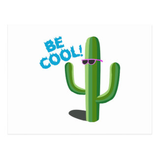 Be Cool Postcard