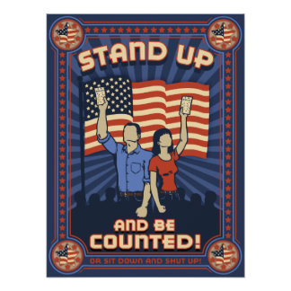 Be Counted 2 Print