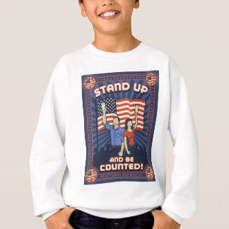 Be Counted 2 Sweatshirt