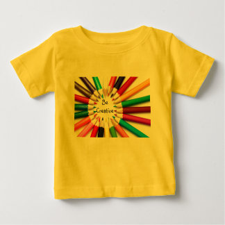Be Creative Baby T-Shirt