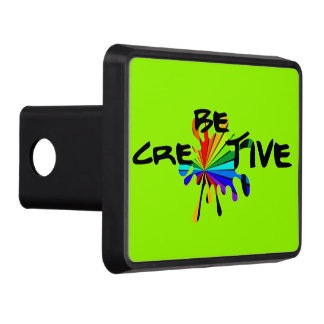 Be Creative Hitch Covers