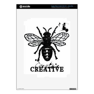 Be Creative iPad 3 Decal