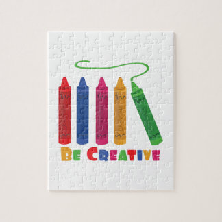 Be Creative Puzzle