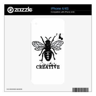 Be Creative Skins For The iPhone 4S