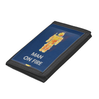 Be Creative Tri-fold Wallets