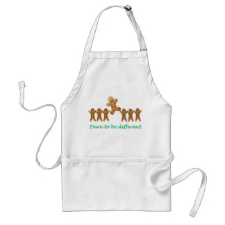 """""""Be Different"""" Apron"""