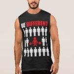 Be Different - Bodybuilder Sleeveless Tee