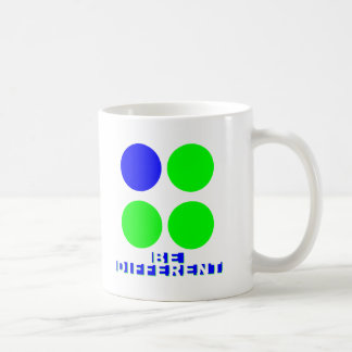 Be Different Coffee Mug