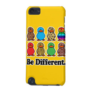 be different funny pattern ducky ducks iPod touch (5th generation) cases