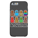 be different funny pattern ducky ducks iPhone 6 case