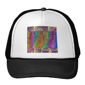 BE different, if u see RAINBOWS your own way Trucker Hat
