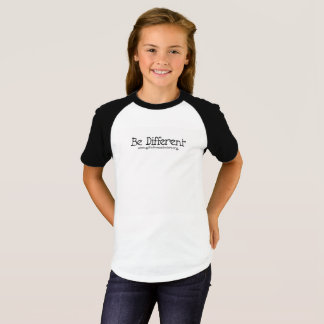Be Different - Kids T-Shirt