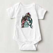 Be Different Together! Baby Bodysuit