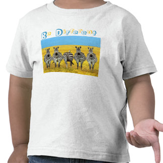 Be Different Tshirts
