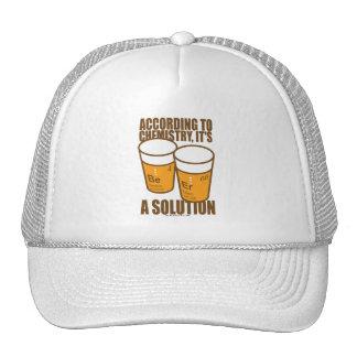 BE-ER TRUCKER HAT