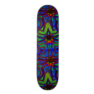 Be Exotic Pattern Skateboard Deck