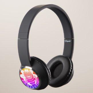 Be Fantastic Funky Headphones