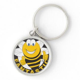Be Fantastic Keychain
