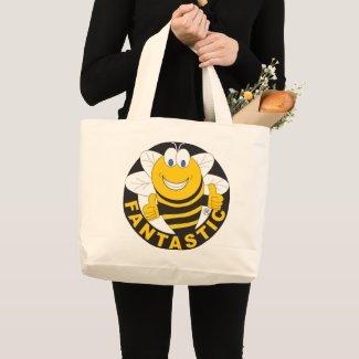 Be Fantastic Tote Bag