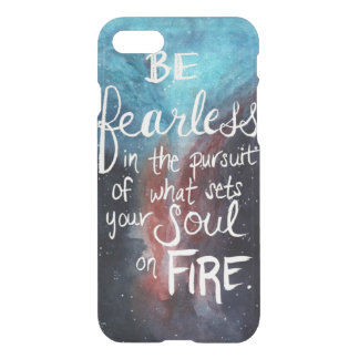 Be Fearless iPhone 8/7 Case