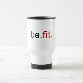 be fit travel mug