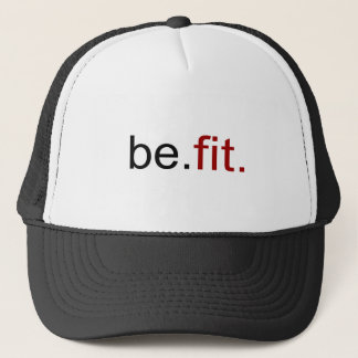 be fit trucker hat