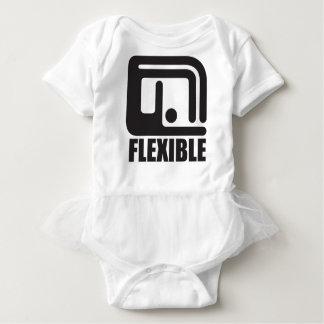 be flexible baby bodysuit